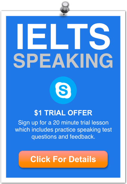 IELTS Speaking Resources — The IELTS Coach
