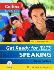 Collins Get Ready For IELTS Speaking Book
