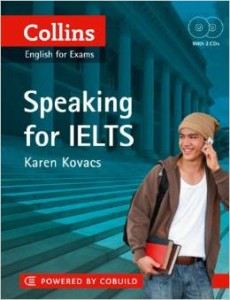 Collins Speaking For IELTS Book