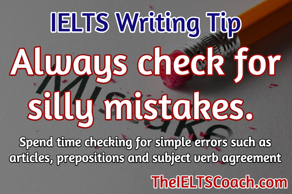 Ielts Writing Tip 2 Gt The Ielts Coach Gt