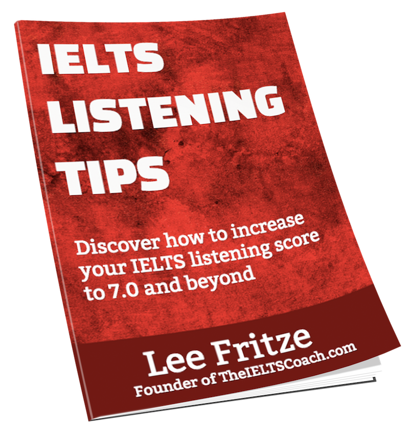 Ielts exam writing criterion in access
