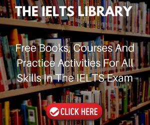 The IELTS Library